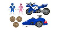 Fisher-Price Imaginext – Power Rangers – Moto de combat Tricératops