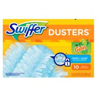 Recharges Swiffer Dusters 180 au parfum Gain