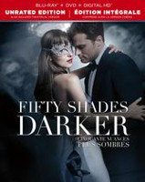 Fifty Shades Darker (Blu-ray + DVD + Digital HD) (Bilingual)