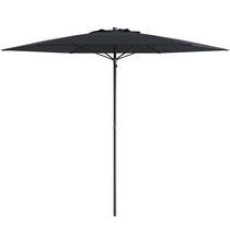 CorLiving 7.5 Ft UV and Wind Resistant Beach/Patio Umbrella