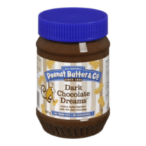 Peanut Butter & Co. Gluten Free Dark Chocolate Dreams Peanut Butter