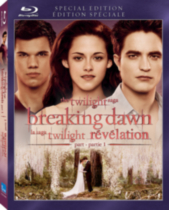 Twilight Saga - Breaking Dawn - Part 1 (Blu-Ray)