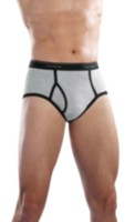 Men's Ringer Brief - 5 Pack XL