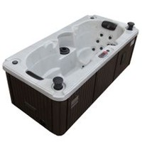 Canadian Spa Co Yukon 16-Jet Plug & Play Hot Tub