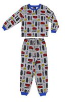 Disney Cars 3 Boys' 2-Piece Sleep Set XS