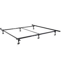CorLiving Adjustable Metal Bed Frame