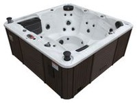 Canadian Spa Co. Winnipeg 35-Jet Plug & Play Spa