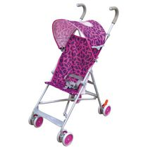 Bily Geo Splash Umbrella Stroller Purple