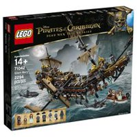 LEGO Pirates of the Caribbean Silent Mary (71042)