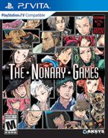 The Nonary Games (PS Vita)