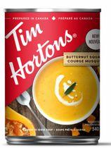 TIM HORTONS BUTTERNUT SQUASH