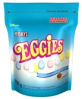 Hershey's® Eggies® Milk Chocolate Eggs in Candy Shell