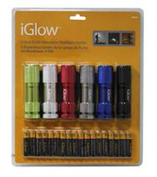 iGlow 9 lampe de poche LED