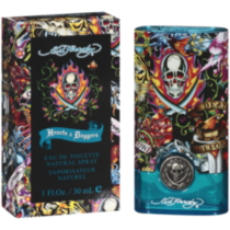 Ed Hardy Hearts & Daggers pour homme, 30ml