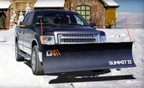 Detail K2 Summit II 88 Inch x 26 Inch Personal Snow Plow Kit