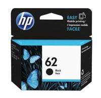 HP 62 Black Original Ink Cartridge (C2P04AN)