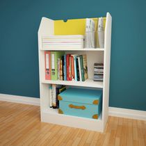 Nexera Taxi 3 Shelf Bookcase