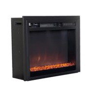 CorLiving Electric Fireplace Insert