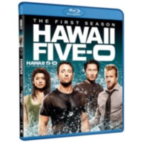 Hawaii Five-O: The First Season (2010) (Blu-ray)