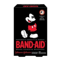 BAND-AID® Brand Adhesive Bandages Disney Mickey Assorted 20's