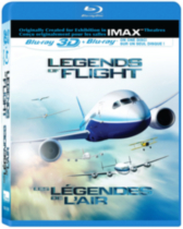 Legends of Flight (IMAX) (3D) (Blu-Ray)