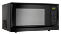 Danby 1.1 cu. ft. capacity microwave Black