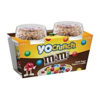 Yogourt M&M'S(MD) de YoCrunchMD