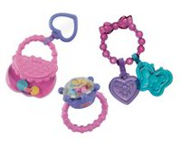 Ensemble-cadeau Little Glamour Brilliant Basics de Fisher-Price