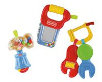 Ensemble-cadeau Outils amusants Brilliant Basics de Fisher-Price