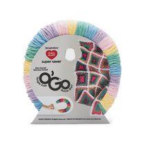Red Heart Super Saver Yarn O'Go, 5oz(141g), Medium, Acrylic