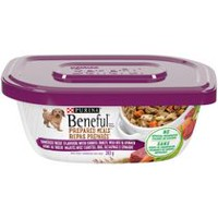 Purina® Beneful® Prepared Meals™ Simmered Beef Flavour Dog Food