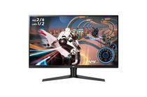 "LG 32"" QHD Gaming Monitor, 2560 x 1440, Black, 32GK650F-B"