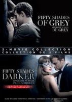 Fifty Shades Of Grey / Fifty Shades Darker (2 Movie Collection) (Bilingual)