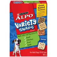 Purina® Alpo® Variety Snaps Dog Treats