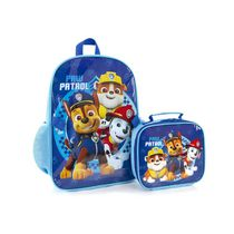 Paw Patrol Backpack with Lunch Bag (EST-PL09-20AR)