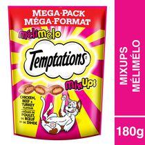 Temptations Chicken, Beef & Turkey Flavour Soft & Crunchy MixUps Cat Treats