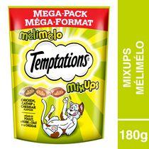 Temptations Chicken, Catnip & Cheddar Flavour Soft & Crunchy MixUps Cat Treats