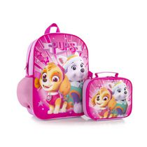 Paw Patrol Backpack with Lunch Bag (EST-PL11-20AR)