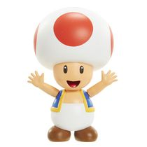 "Nintendo Toad 2.5"" Limited Articulation Figure"