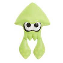 "Nintendo Green Squid 2.5"" Limited Articulation Figure"