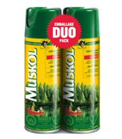 Muskol Aerosol Insect Repellent Duo Pack