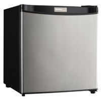 Danby  1.6 cu. ft. Compact Refrigerator Silver