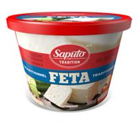 Saputo Fetos Feta Greek Style Cheese