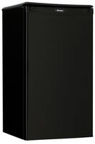 Danby 3.2 cu ft Compact Refrigerator Black