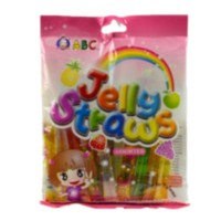 ABC Assorted Jelly Straws