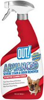 OUT! Advanced Severe Stain & Odour Remover