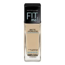 MaybellineMD New York Fond de teint Fit MeMD Matte + Poreless Ivoire classique