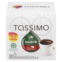 Disques individuels T DISC de café colombien à 100% Nabob Tassimo
