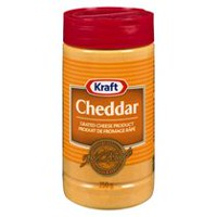 Kraft 100 % Grated Chedder Cheese