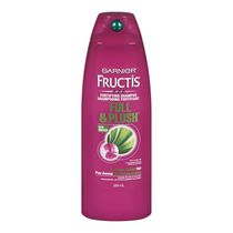Garnier Fructis Full & Plush Fortifying Shampoo, Pomegranate Extract